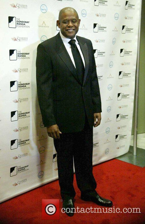 Forest Whitaker Gondobay Manga Foundation Inaugural Gala -...