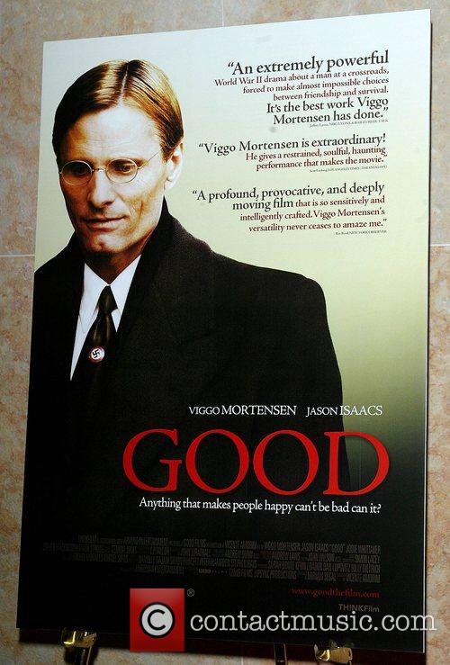 New York Premiere of 'Good' at The Museum...