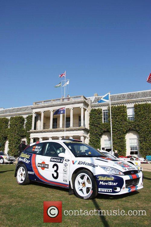 Goodwood Festival of Speed - Press Day