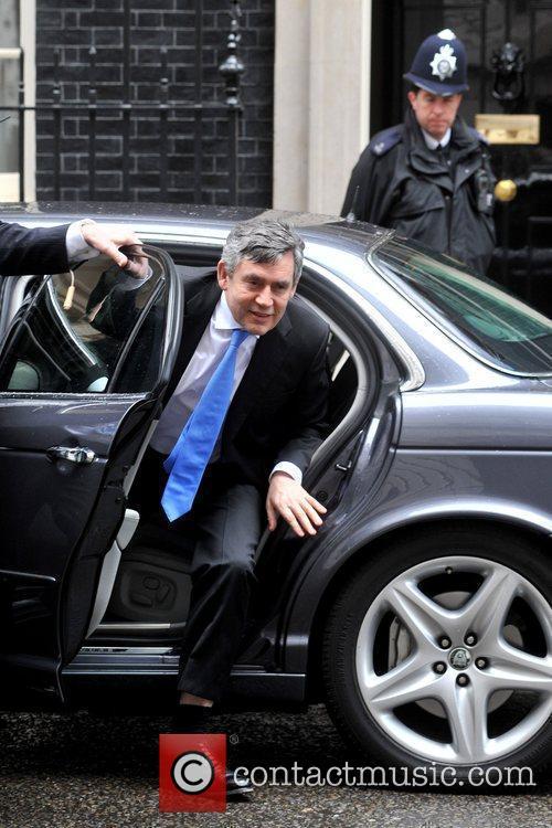 Prime Minister Gordon Brown 2