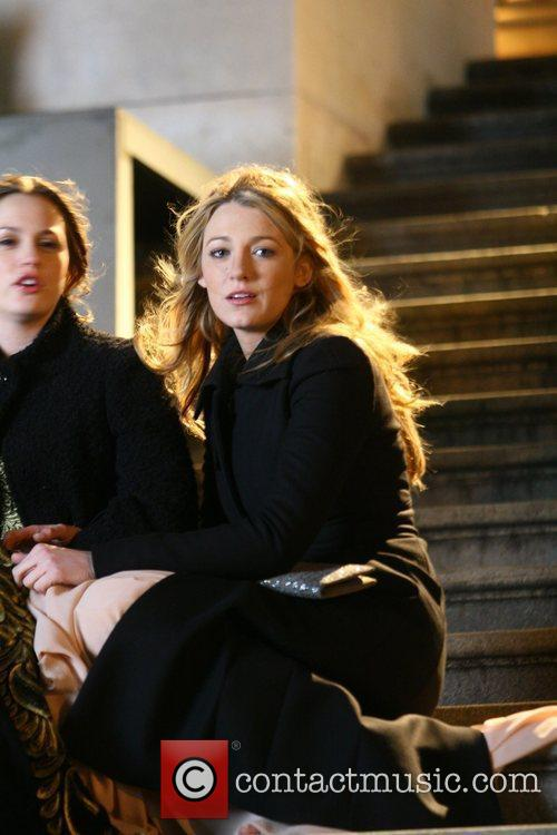 Leighton Meester and Blake Lively 3