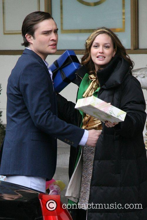 Leighton Meester and Ed Westwick 18