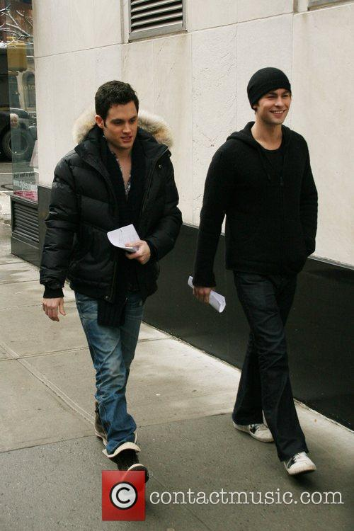 Penn Badgley and Chace Crawford 5