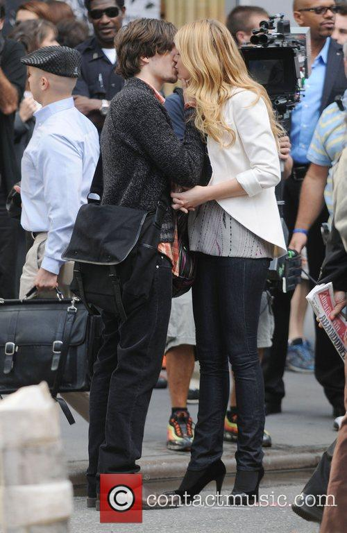 John Patrick Amedori and Blake Lively