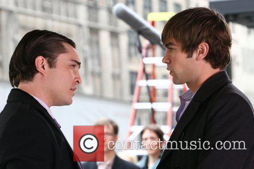 Ed Westwick and Chase Crawford 10