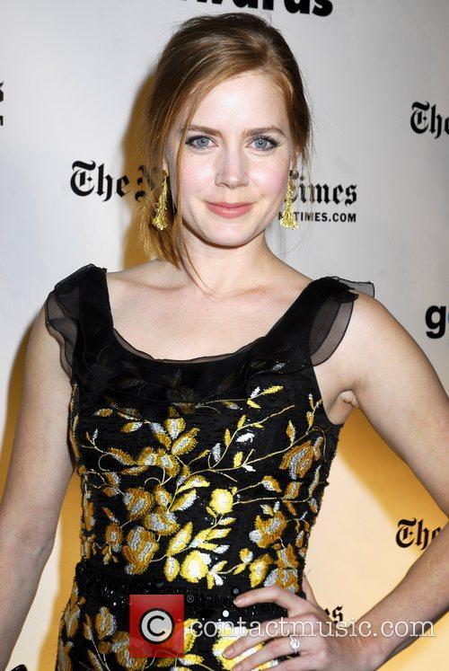 Amy Adams 18th Annual Gotham Independent Film Awards...