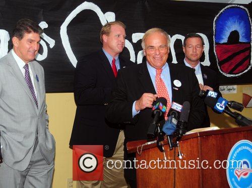Governors Ed Rendell, Martin O'Malley, Joe Manchin and...