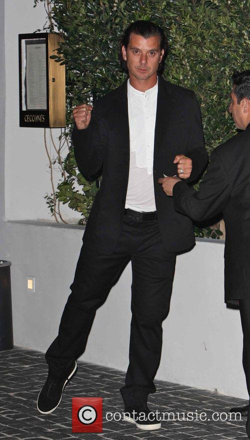 Gavin Rossdale The GQ Awards held at Cecconi's...