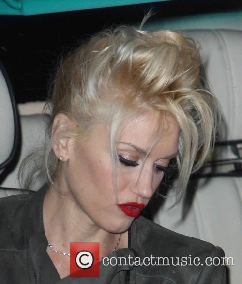 Gwen Stefani The GQ Awards held at Cecconi's...