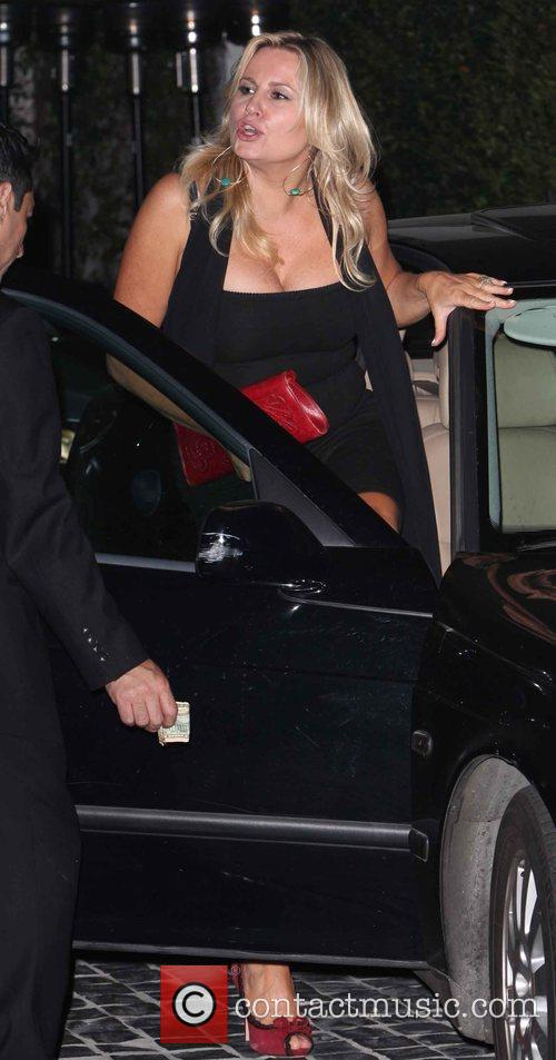 Jennifer Coolidge The GQ Awards held at Cecconi's...