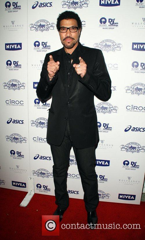 Lionel Richie and Def Jam 3