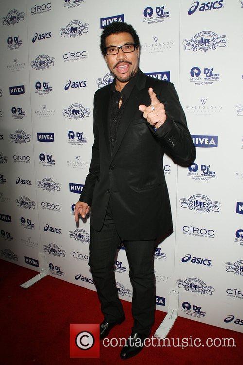 Lionel Richie and Def Jam 2
