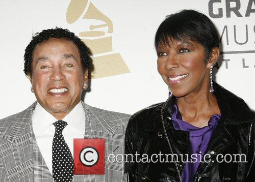 Smokie Robinson and Natalie Cole The GRAMMY nominations...