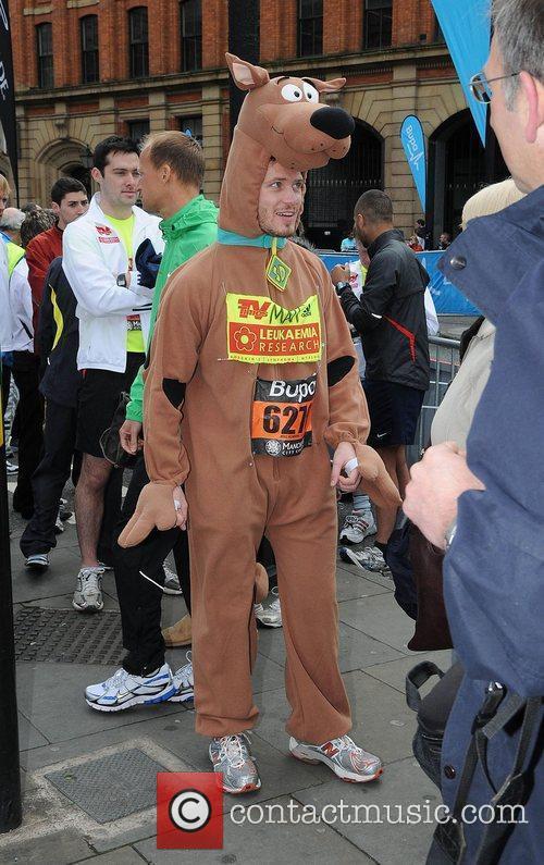 Matthew Wolfenden Bupa Great Manchester Run Manchester, England