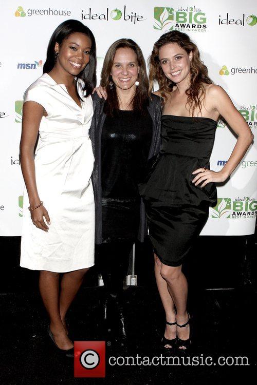 Gabrielle Union, Guest and Josie Maran Best in...