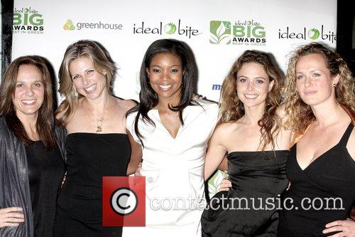 Guest, Jen Boulden, Gabrielle Union, Josie Maran and...