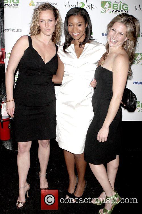 Heather Stephenson, Gabrielle Union and Jen Boulden Best...