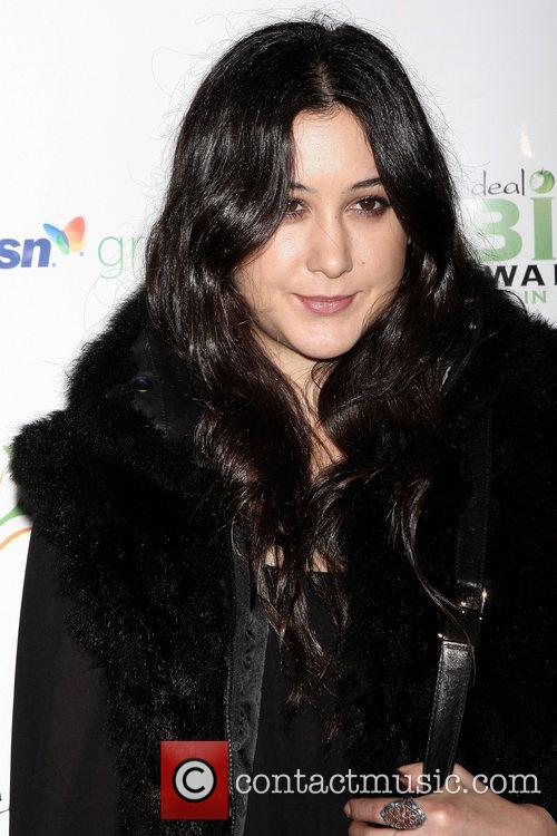 Vanessa Carlton Best in Green Awards at Greenhouse vanessa carlton