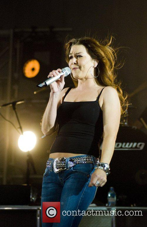 Gretchen Wilson and Chicago 2