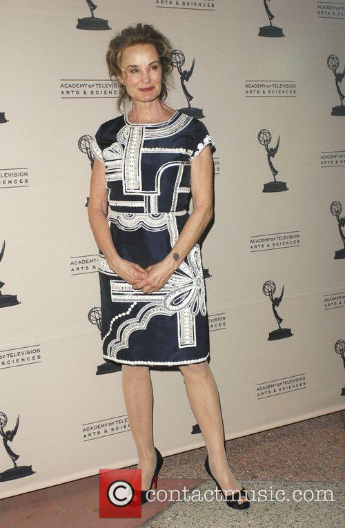 Jessica Lange 'Inside Grey Gardens' panel discussion presented...