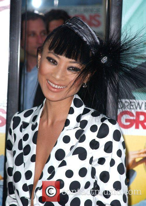 Bai Ling Los Angeles Premiere of HBO Films...
