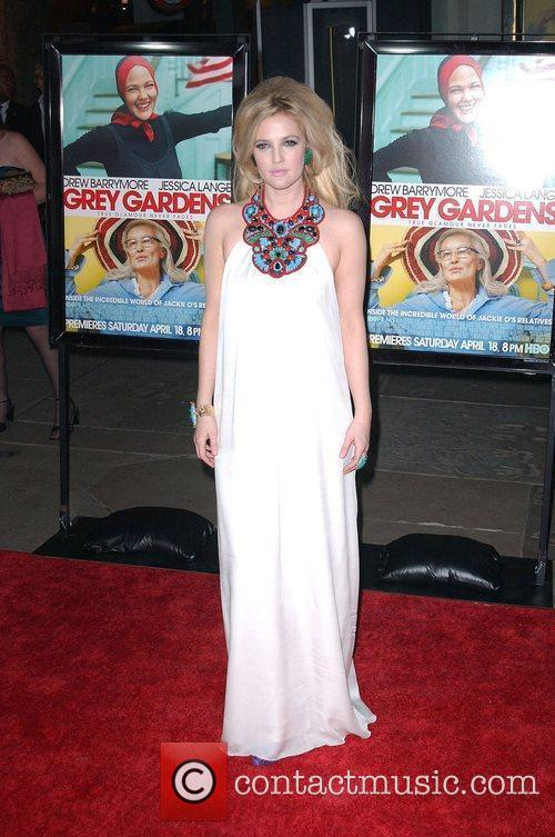 Drew Barrymore Los Angeles Premiere of HBO Films...