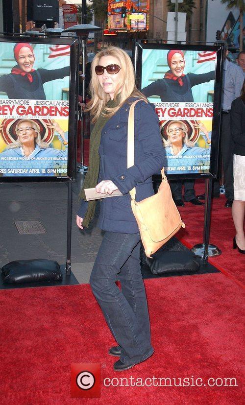 Lisa Kudrow Los Angeles Premiere of HBO Films...
