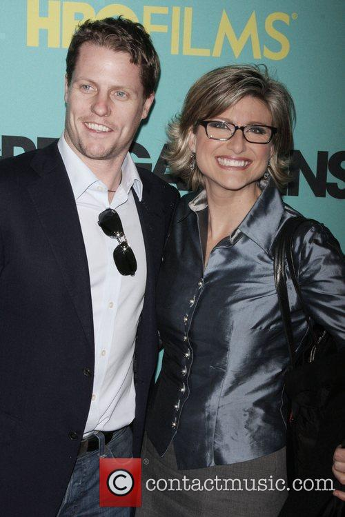 Ashleigh Banfield With Husband Howard Gould 8