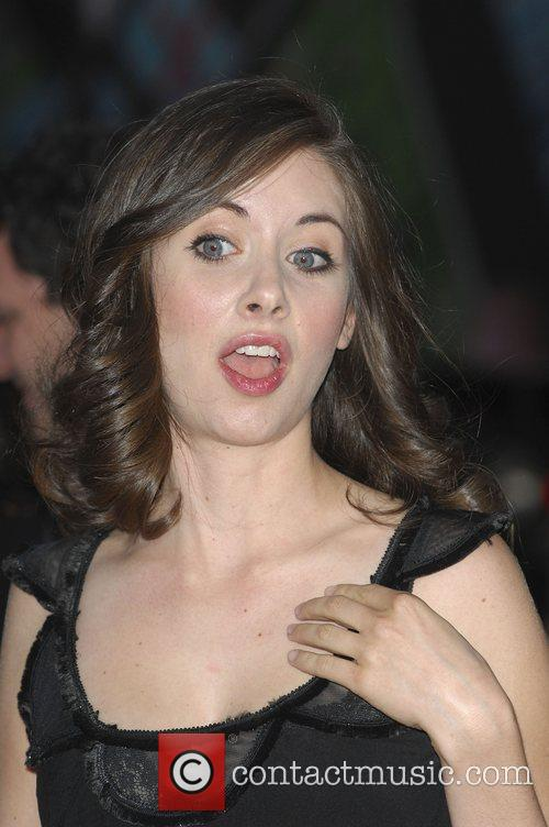 Alison Brie and Hbo 1