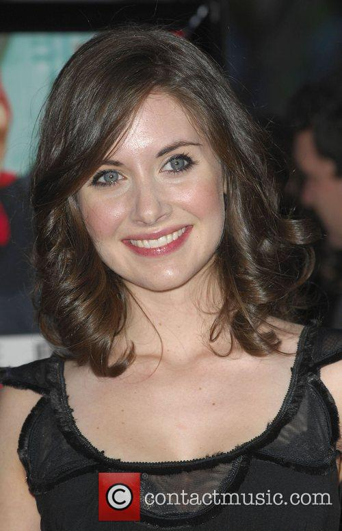 Alison Brie and Hbo 5