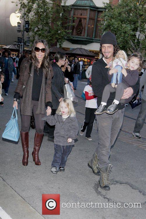 Vicky Karayiannis and Chris Cornell 12