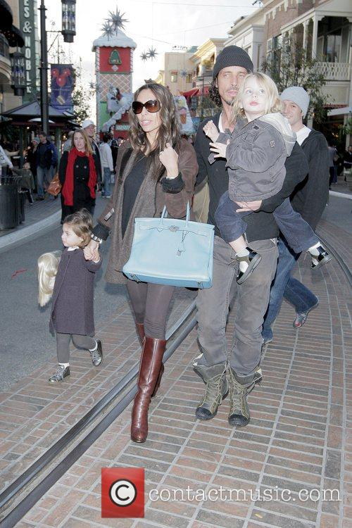 Vicky Karayiannis and Chris Cornell 15