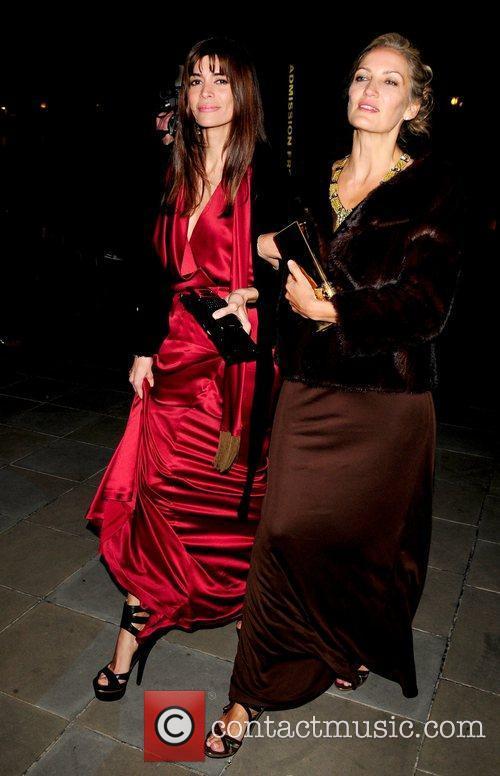 Vogue Gucci Dinner held at Saatchi Gallery -...