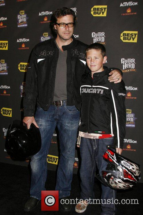 Dean Mcdermott and Son 6