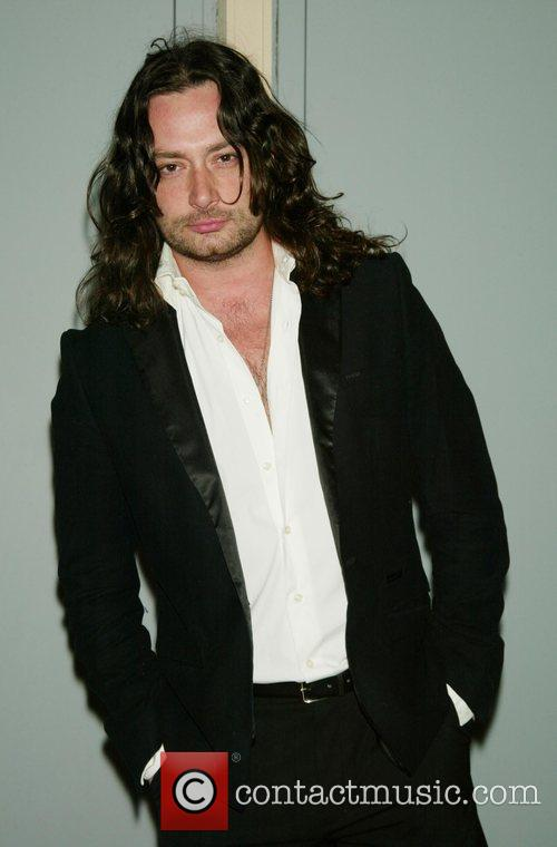 Constantine Maroulis Opening Night performance of 'Guys and...