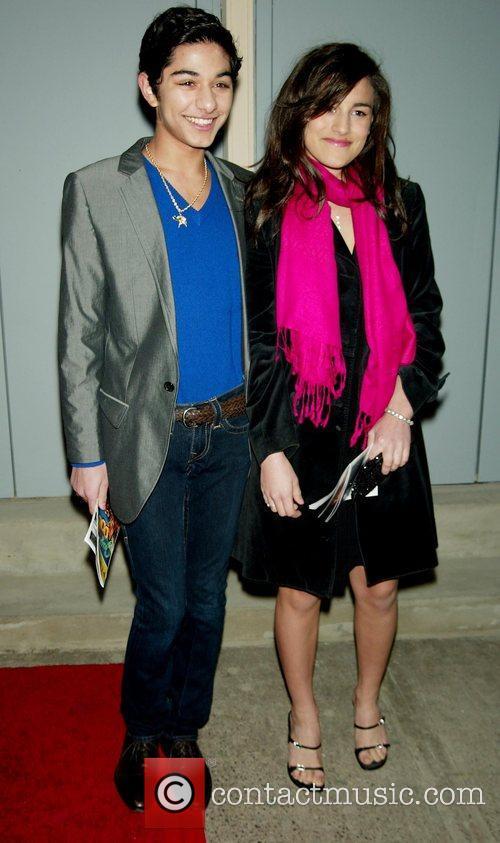 Mark Indelicato and Hannah Ammon Opening Night performance...