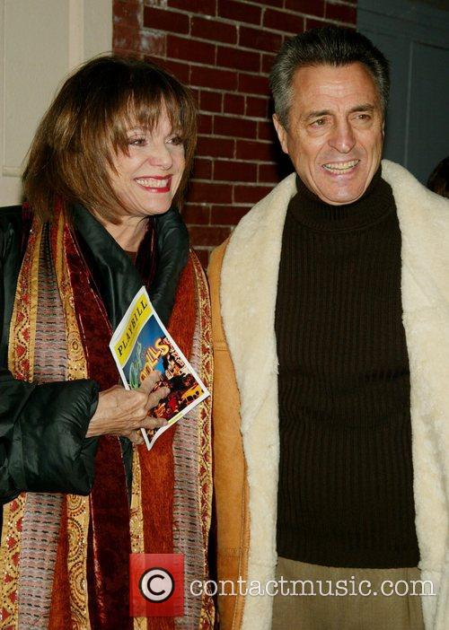 Valerie Harper and Tony Cacciotti Opening Night performance...