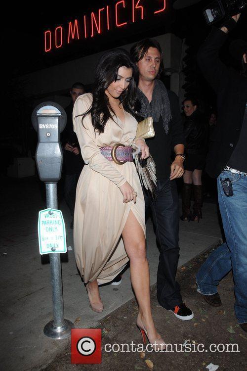 Kim Kardashian and Jonathan Cheban 1