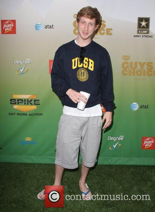 Asher Roth Spike TV's Guys Choice Awards held...