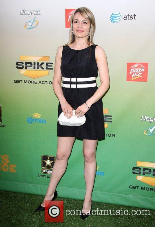 Biba Golic Spike TV's Guys Choice Awards held...