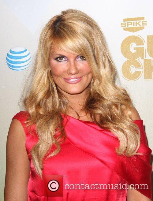 Courtney Hansen Spike TV's Guys Choice Awards held...