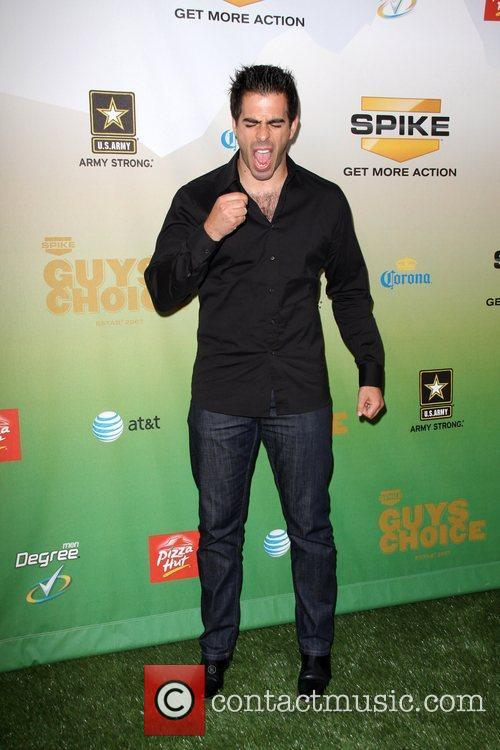 Eli Roth Spike TV's Guys Choice Awards held...