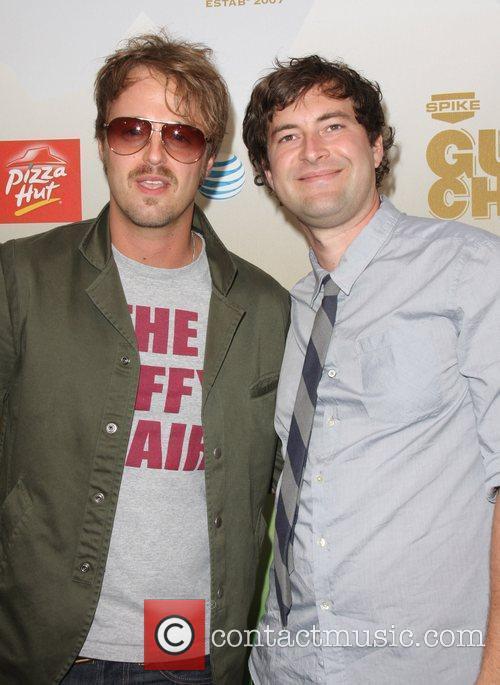 Josh Leonard and Mark Duplass Spike TV's Guys...
