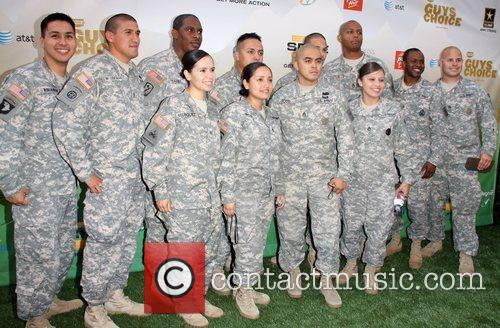 Members of the US Army  Spike TV's...