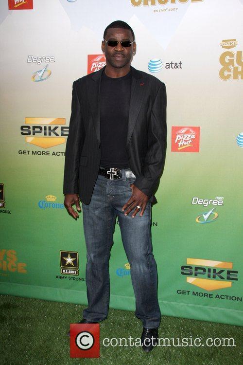 Michael Irvin Spike TV's Guys Choice Awards held...