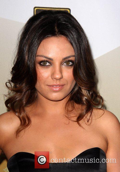 Mila Kunis Spike TV's Guys Choice Awards held...