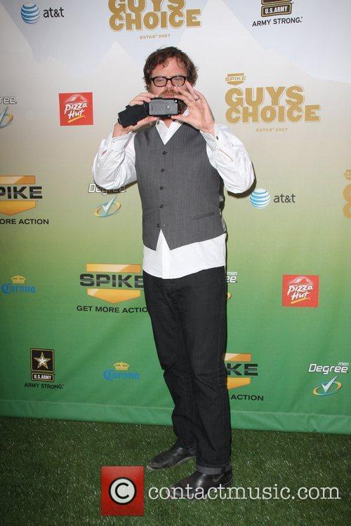 Rainn Wilson Spike TV's Guys Choice Awards held...