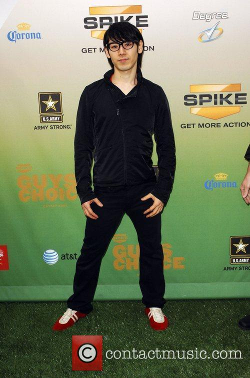 Guest Spike TV's Guys Choice Awards held at...