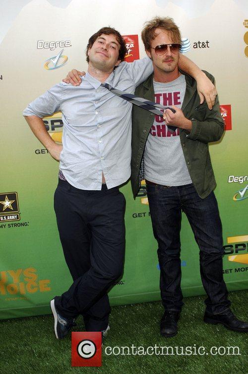 Mark Duplass and Josh Leonard Spike TV's Guys...