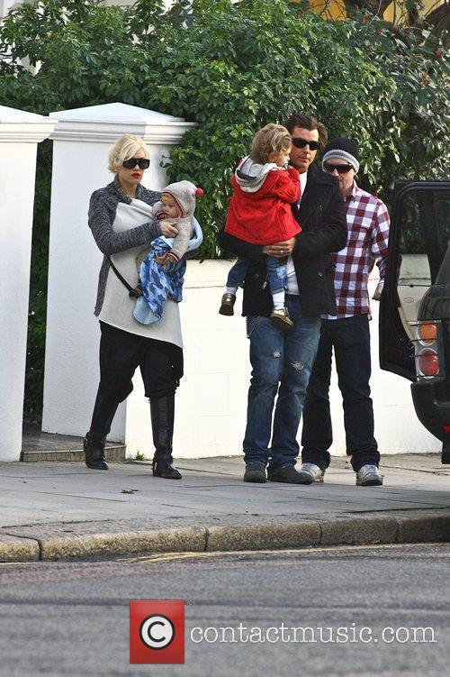 Gwen Stefani and Gavin Rossdale 5